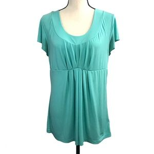 Maurices Mint Short Sleeve top